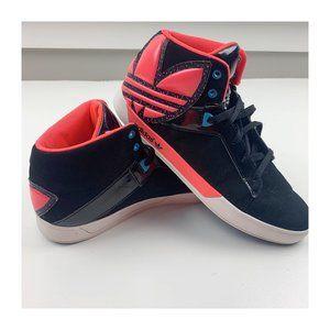 Adidas EVH 791004 90's Style Neon & Black High Top